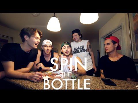 5 Guys Spin The Bottle