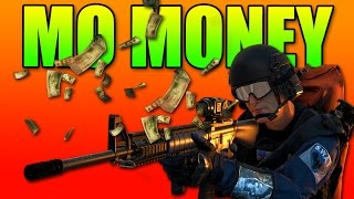 Squad Up - Mo Money Mo Problems | Battlefield Hardline Blood Money Gameplay