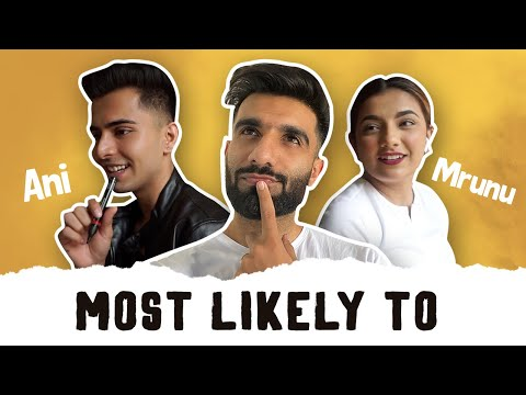 MOST LIKELY TO? ( DAMNFAM ) | ROUND 5 | Mr.mnv #52 | @Gujju Unicorn @Anirudh Sharma