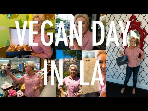 Vegan Day in Los Angeles