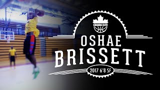 Oshae Brissett Official 2014 AAU Mixtape