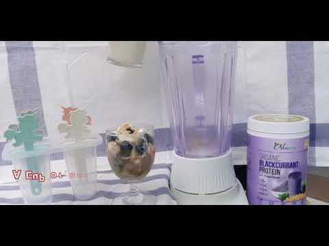 DIY Ice-Cream | Fruits | Organic | for kids