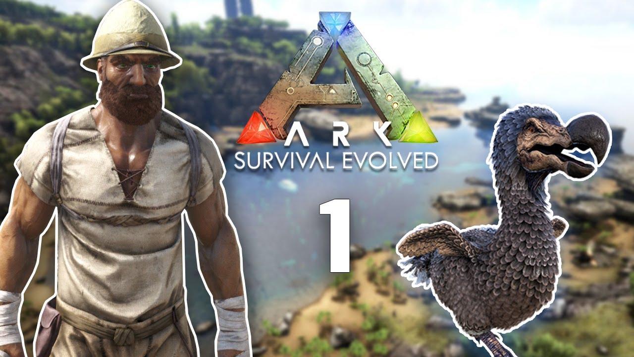 Die Welt der Dinos | Ark: Survival Evolved #1