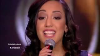 نادين الخطيب يا ساعه بالوقت يجري Arab Idol