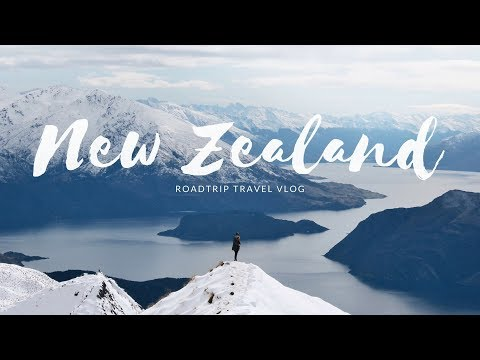 NEW ZEALAND Roadtrip | GoPro Travel | TRAVEL VLOG