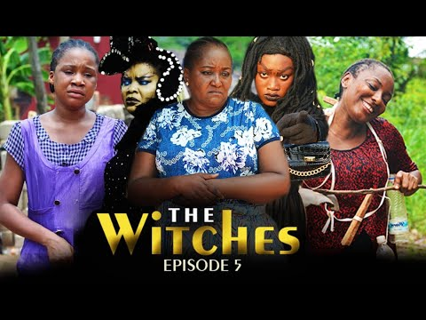 Download THE WITCHES Episode 5  New movie, SHARON IFEDI//MERCY KENNETH 2021 Latest Nollywood Movie
