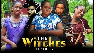 THE WITCHES Episode 5  New movie, SHARON IFEDI//MERCY KENNETH 2021 Latest Nollywood Movie