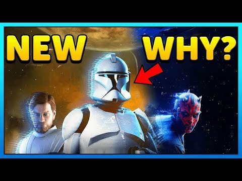 NEW COVER ART for Star Wars Battlefront 2? Why it SHOULD have new art thumbnail