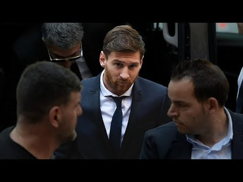 Messi's jail sentence is upheld by Spanish Supreme Court