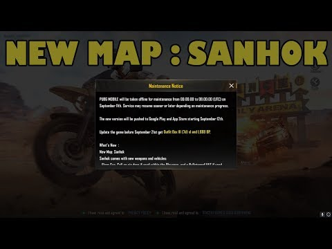 pubg-mobile-:-0.8.0-new-update-new-map-:-sanhok-|-tencent-gaming-buddy