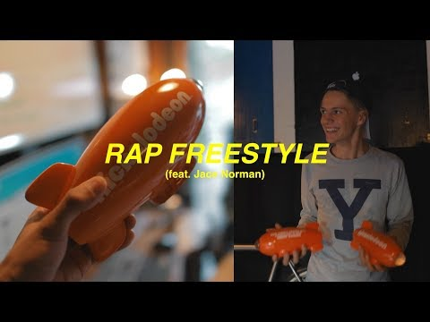 THE BEST RAP FREESTYLE EVER. (feat. JACE NORMAN) - EPISODE 80 - JUSTIN ESCALONA