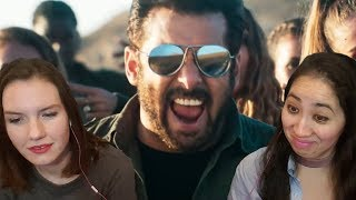 Swag Se Swagat Song | Tiger Zinda Hai | Salman Khan | Katrina Kaif | Reaction Video