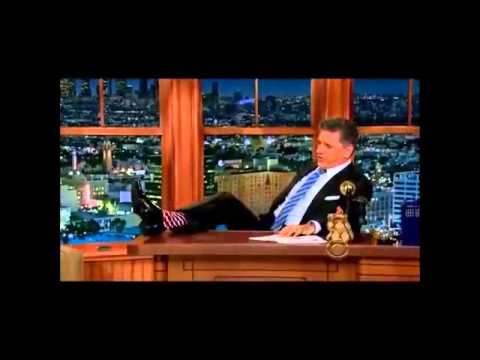 Amanda Peet And Kit Harington on Craig Ferguson Full Episodes