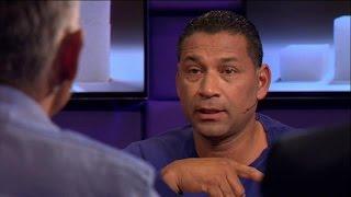 Vader diabetespatiënt boos op ADO-trainer - RTL LATE NIGHT