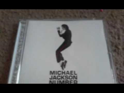Michael Jackson Number Ones Album  By TonyT