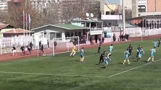 Cebeci Spor - Demirlibahçe Spor Kulübü 1-0 (GENİŞ ÖZET)