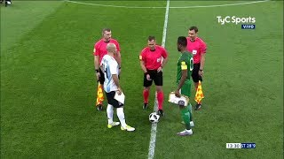 ARGENTINA VS NIGERIA - (2 - 4) Amistoso 14 De Noviembre 2017 - Resumen Goles