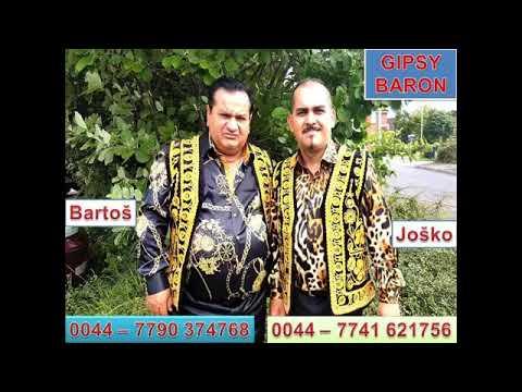 Gipsy Baron England - celi album 2018