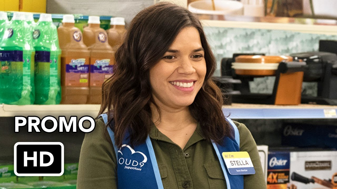 """Download Superstore 3x18 Promo """"Local Vendors Day"""" (HD)"""