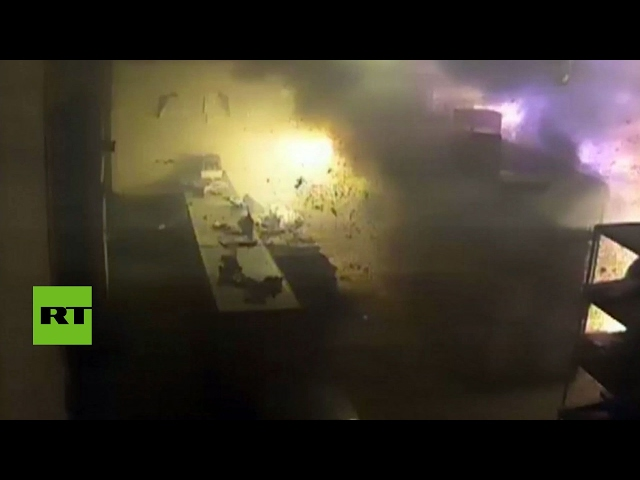 Explosión en una tienda de pirotecnia en China: Detenido el presunto autor