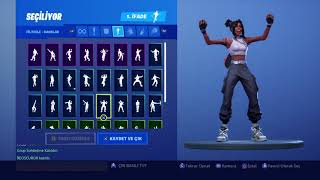 Fortnite tum Skin Glider Dance