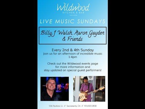 Bill Walsh at Wildwood Kitchen & Bar - Wichita Lineman