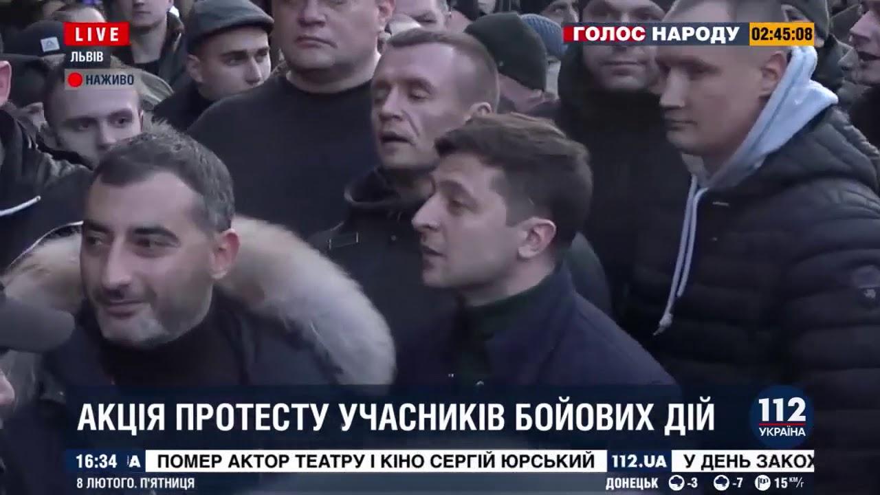 Конкуренты Зеленского объявили на него охоту