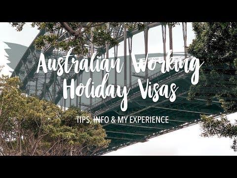 AUSTRALIAN WORKING HOLIDAY VISA | MY EXPERIENCE, INFO & TIPS