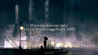Bruno mars - It will rain - lyrics (Terjemahan)