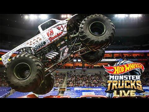 Hot Wheels Monster Trucks Live Albany NY 10/19/19