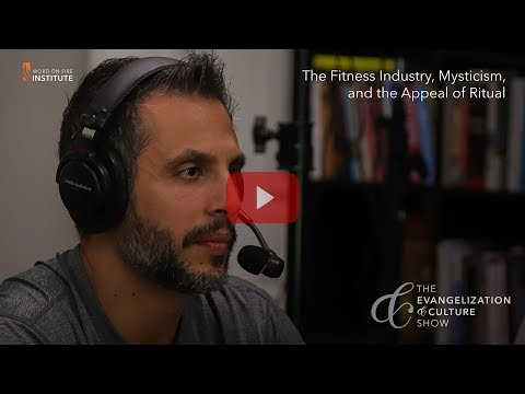 The Fitness Industry, Mysticism, and the Appeal of Ritual w/ Sal Di Stefano