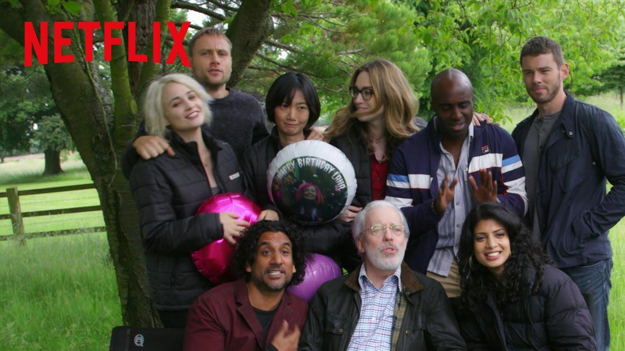 《超感8人組》(Sense8) – Netflix - YouTube