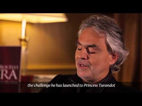 Andrea Bocelli - NESSUN DORMA! - Turandot (Commentary)