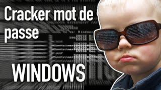Comment réinitialiser le mot de passe Windows 7 perdu