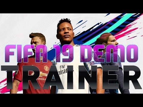 FIFA 19 DEMO | Half Length Editor | Trainer