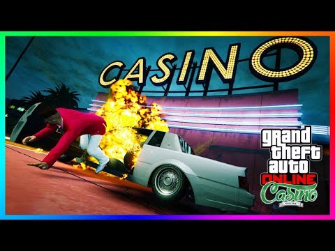 NEW Heist DLC Update Coming To GTA Online Soon? Casino Heist Missions Found In GTA 5 Files & MORE!