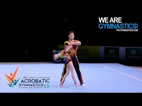 2018 Acrobatic Worlds – Best of Qualifications, Day 1 – We are Gymnastics
