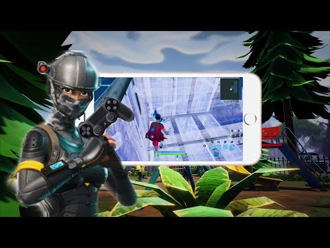 How to play fortnite mobile with a controller