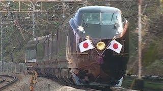 E655系 お召し列車(御乗用列車) 中央本線にて運転!