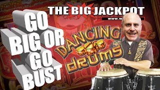 🇺🇸 NEVER SEEN!!!! 4th of JULY WIN$ 💃🏻DANCING DRUMS 🥁GO BIG OR GO BUST! 🎆