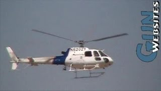 Feds Shooting from Helicopters