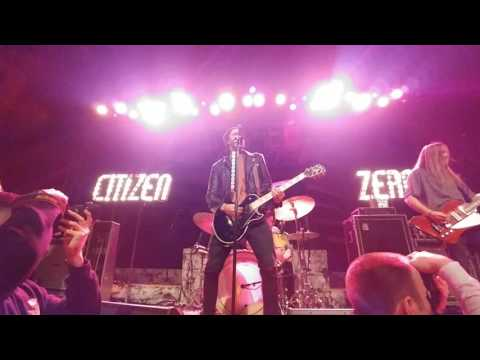 Citizen Zero- State of Mind- 4/7/17 Rams Head Baltimore