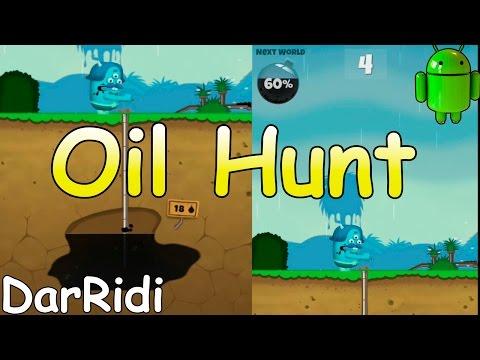 Любитель нефти Oil Hunt - игра добывание нефти