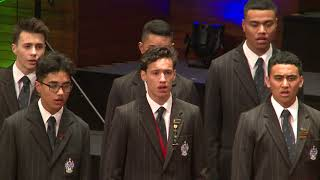 The Southern Gale (Philip Norman) - Fortissimo (Dilworth School, Auckland)