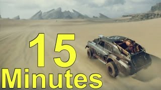 Mad Max - 15 Min Gameplay Demo