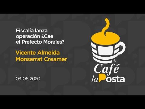 Café la Posta: ¿Cae Morales?