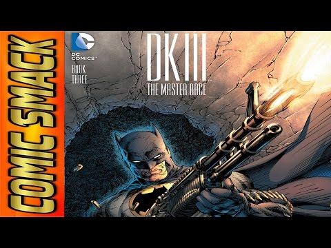 Dark Knight III-The Master Race #3 Comic Smack