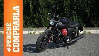 Moto Guzzi V7 III Carbon | Perché comprarla... E perché no
