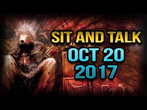 Sit and Talk with Luka - October 20th, 2017