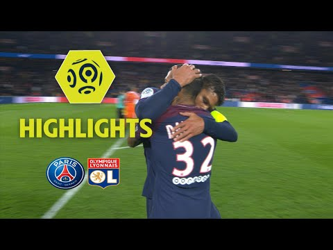 Paris Saint-Germain - Olympique Lyonnais (2-0) - Highlights - (PARIS - OL) / 2017-18